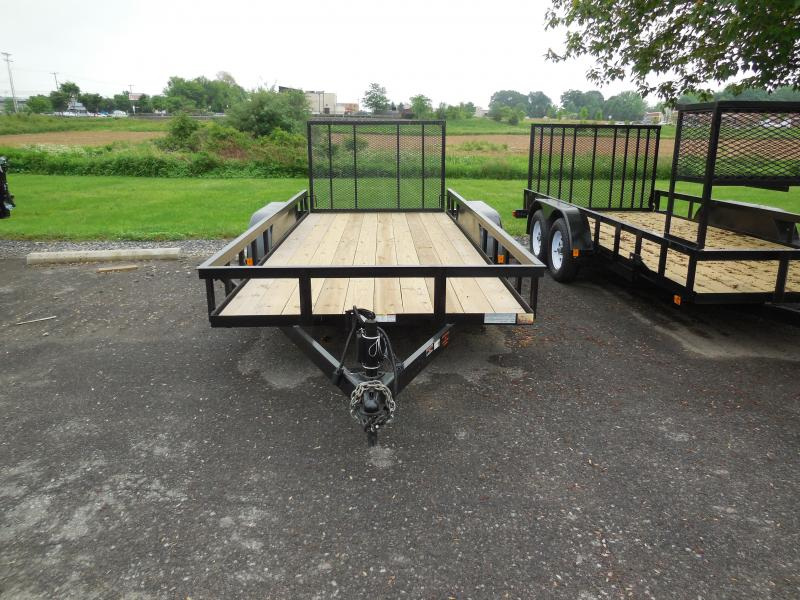 2018 Currahee LD616 Utility Trailer