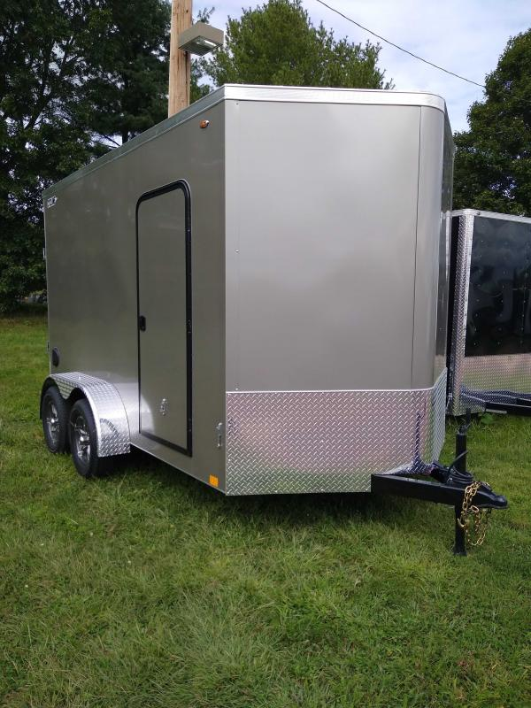 2020 Legend Manufacturing 7X14STVTA35 Enclosed Cargo Trailer