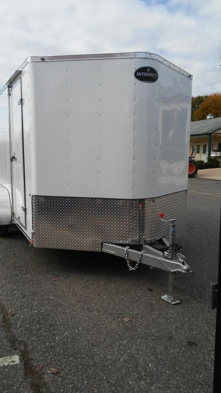 2018 Integrity Trailers TL7X14V Enclosed Cargo Trailer