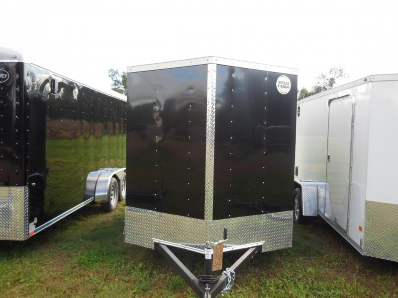 2019 Wells Cargo WCVG610S-300 Enclosed Cargo Trailer