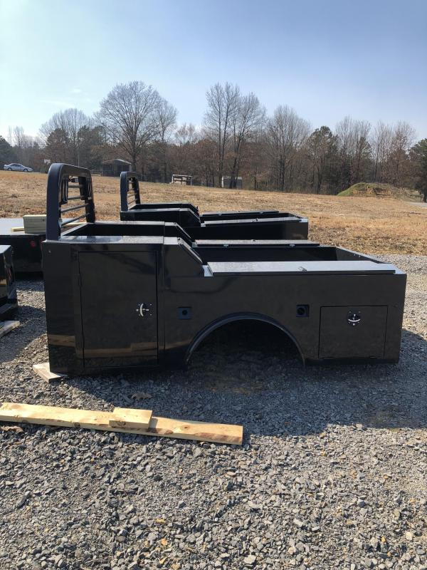 2019 Norstar SD Truck Bed for Cab Chassis
