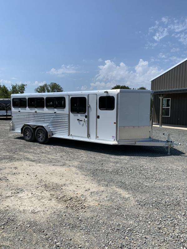 2020 Frontier 8 Pen Low Pro Pig Trailer
