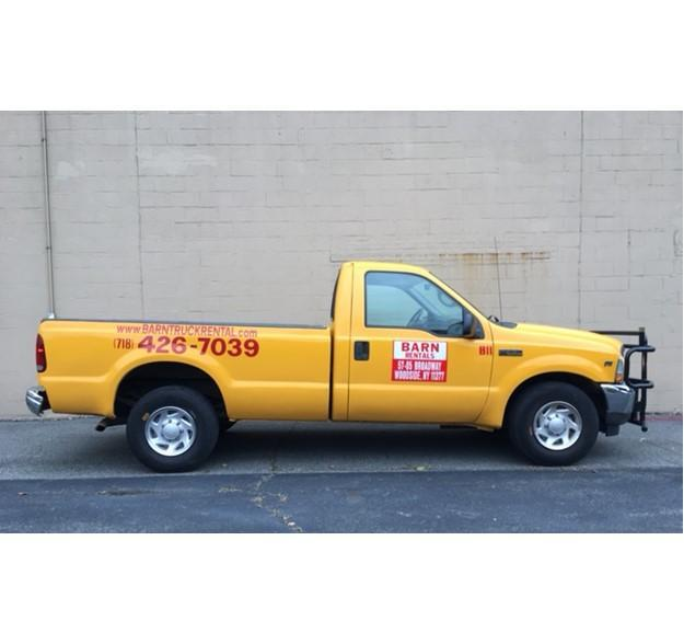 2002 Ford F-250 Pick up Truck