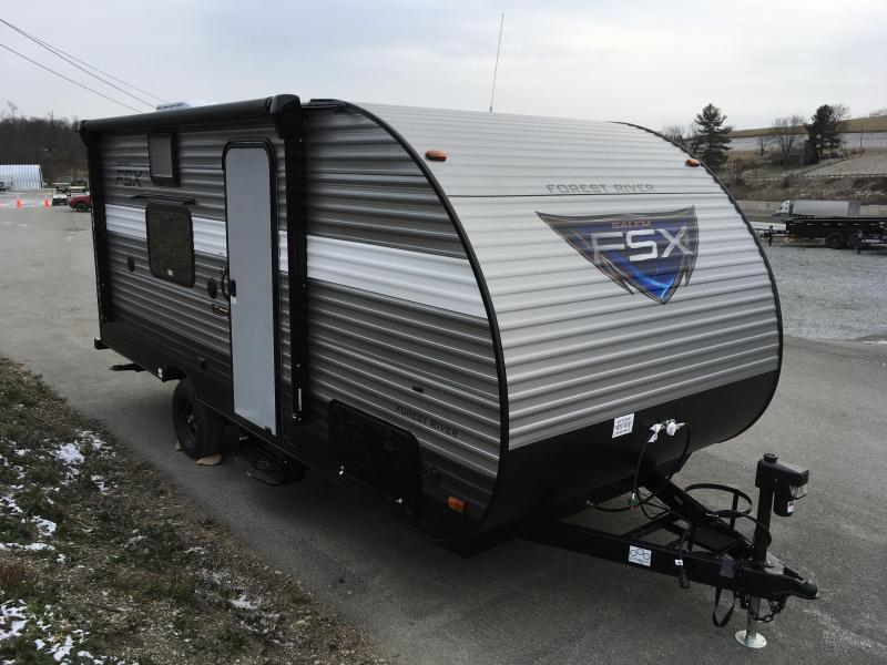 2018 Forest River Inc. SALEM FSX187RB Travel Trailer