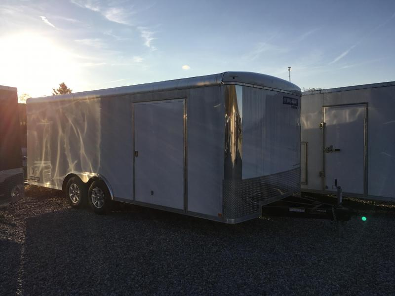 2016 Sure-Trac 8.5x20' Enclosed Car Trailer 9900# GVW