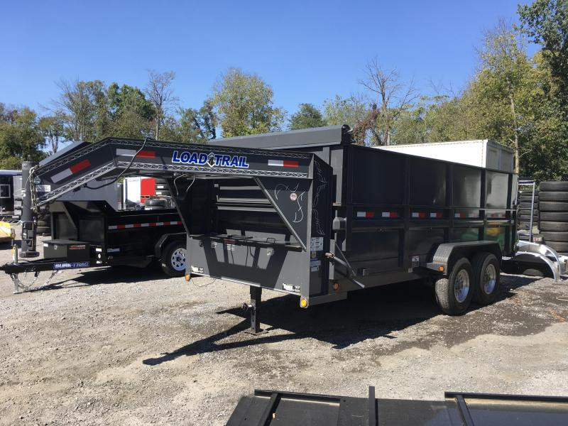 USED 2015 Load Trail 7x16