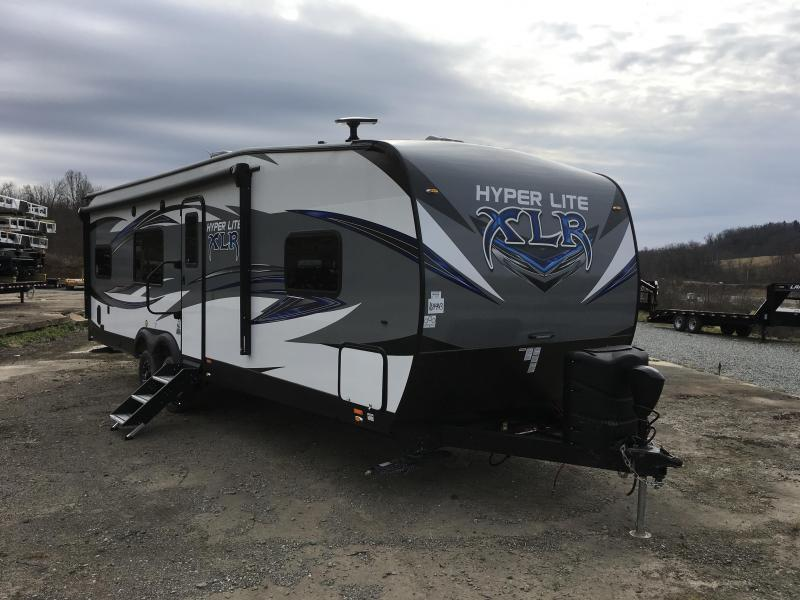 2018 Forest River Inc. XLR 26 HFS Toy Hauler