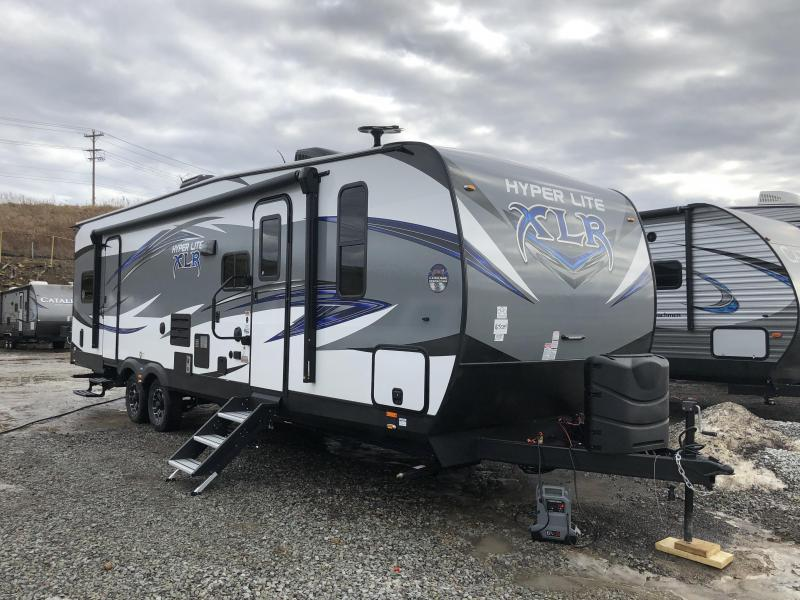 2018 Forest River Inc. XLR HYPER-LITE 29HFS Toy Hauler