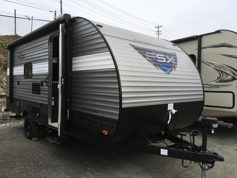 2018 Forest River Inc. SALEM FSX197BH Travel Trailer