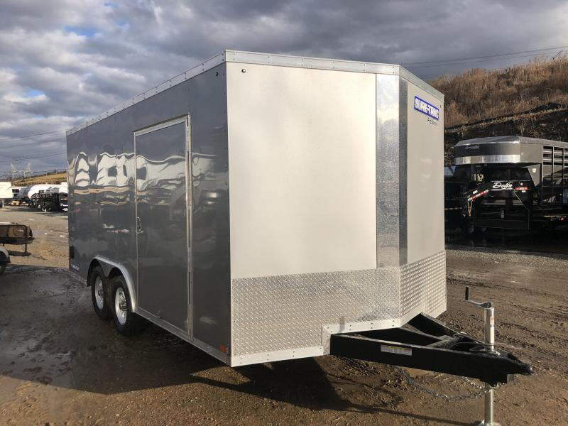 2018 Sure-Trac 8.5x16' Enclosed Cargo Trailer 7000# GVW
