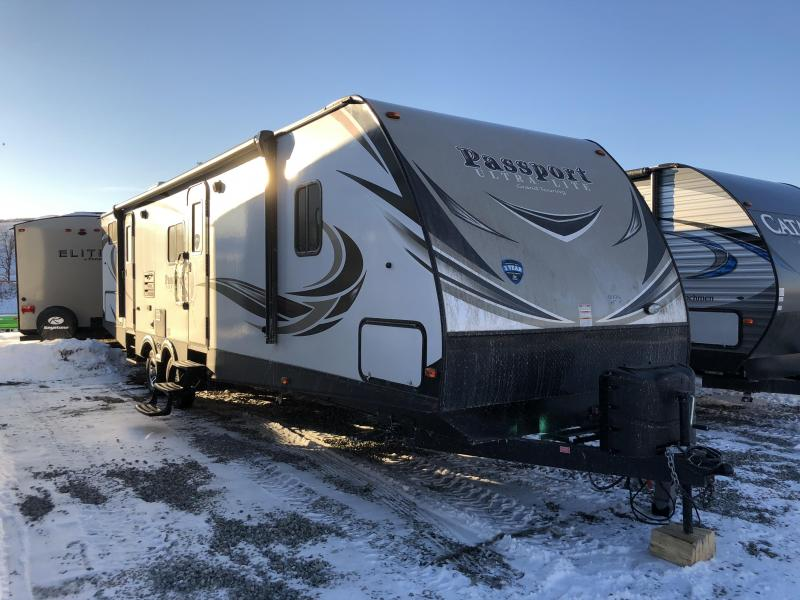 2018 Keystone RV PASSPORT GT 3350BH Travel Trailer