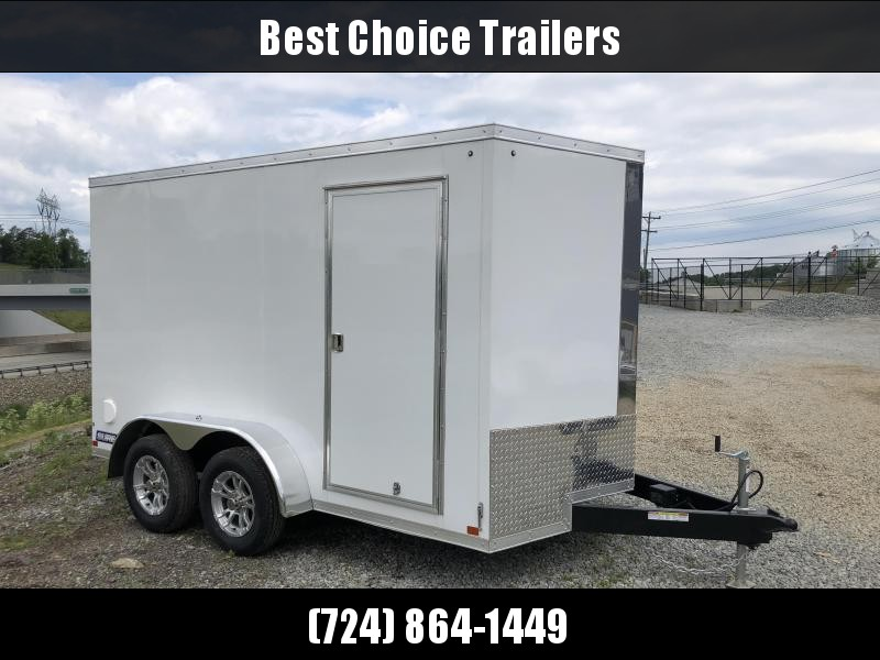 2018 Sure-Trac 7x12' Enclosed Cargo Trailer 7000# GVW * CLEARANCE