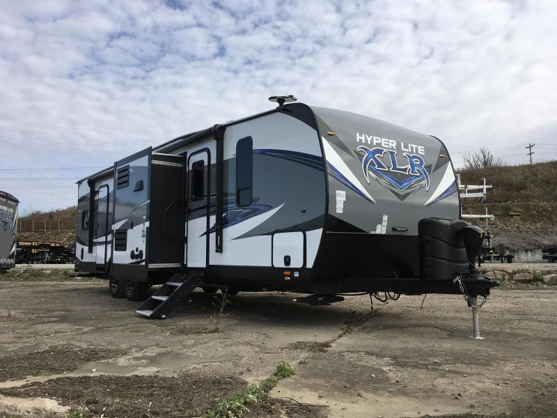 2018 Forest River Inc. XLR 30HD Toy Hauler
