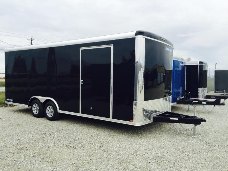 2016 Sure-Trac STRCH Pro Series Round Top Enclosed Car Hauler 8.5