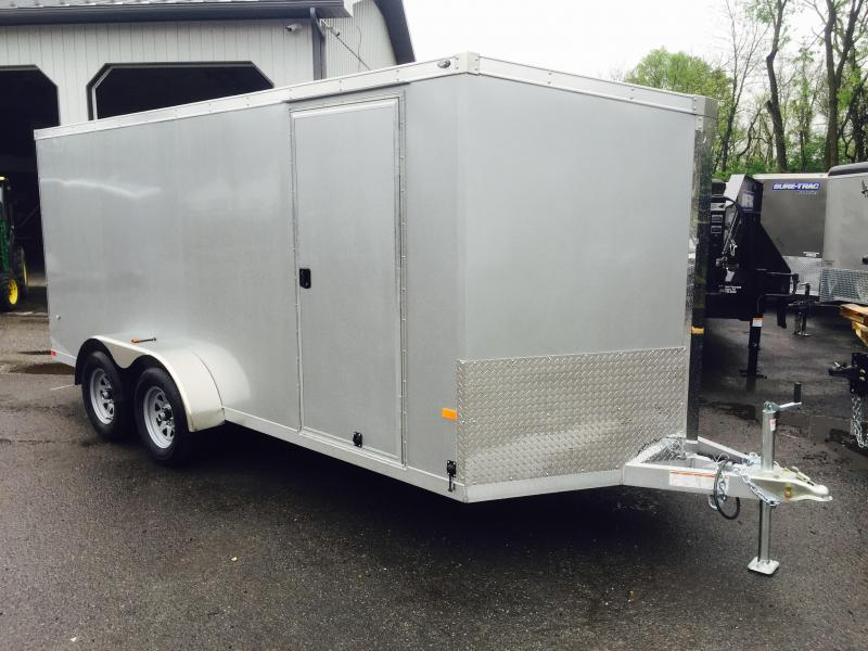 2016 NEO 7x16 NAVF Enclosed Cargo Trailer