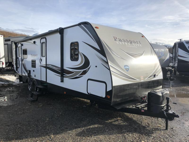 2018 Keystone RV PASSPORT 2890RL Travel Trailer