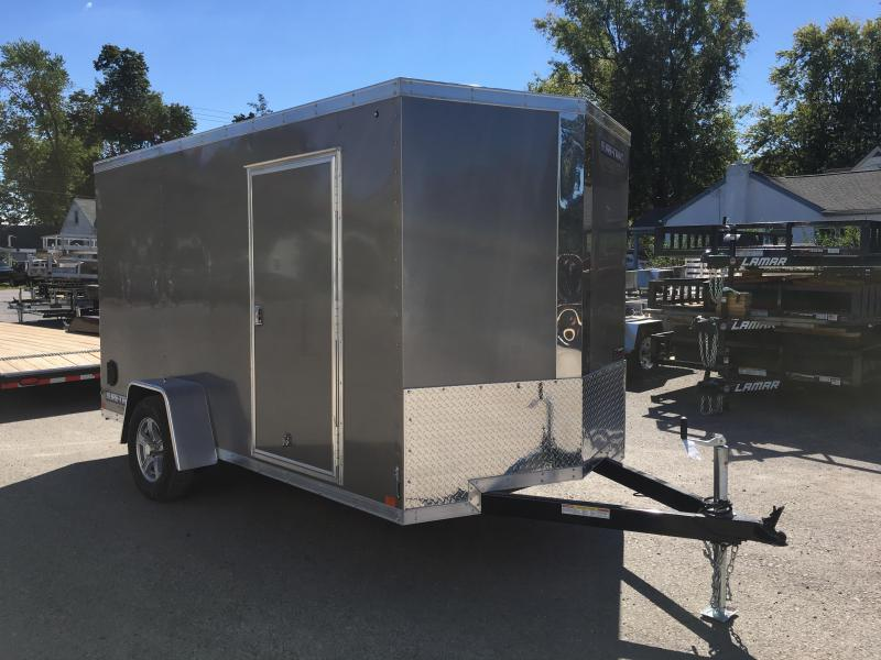 2018 Sure-Trac 6x12' STW Enclosed Cargo Trailer 2990# GVW