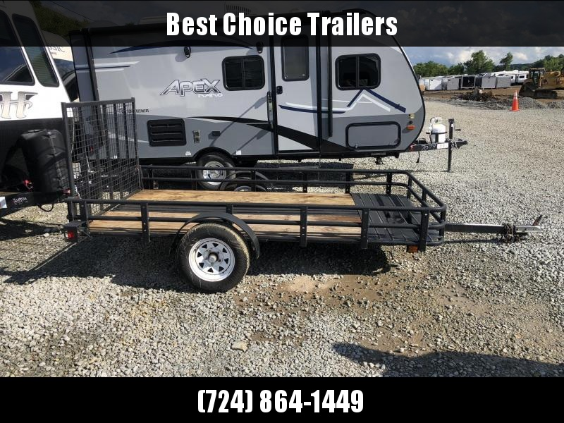 USED 2006 Snowbear Utility Trailer w/ Gate