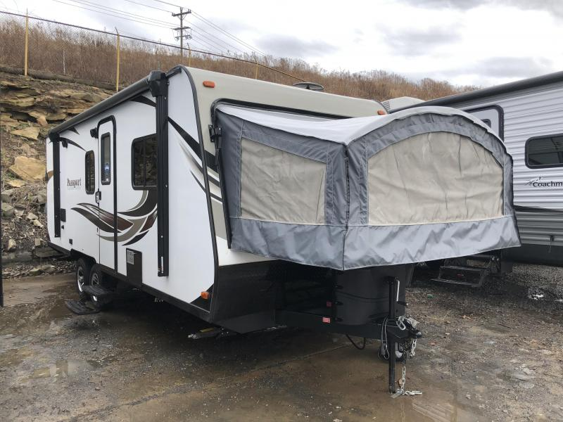 2018 Keystone RV PASSPORT 217EXP Travel Trailer