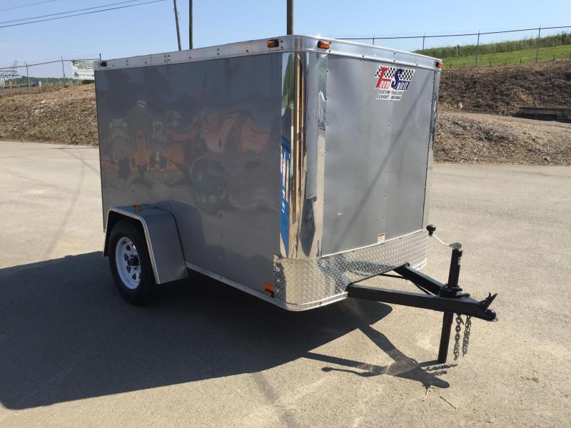 2016 Team Spirit 5x8' 2990# Enclosed Cargo Trailer