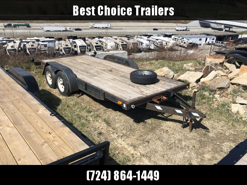 1998 Other Trade In Car / Racing Trailer
