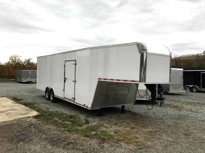 USED 2017 United Trailers 8.5x34