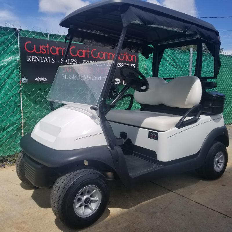 2015 Club Car Precedent i2 Personal (Electric) Golf Cart