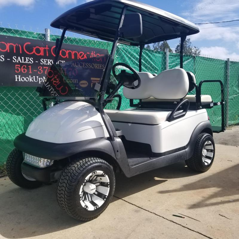 Custom  Car Precedent i2 4 Passenger (Electric) Golf Cart