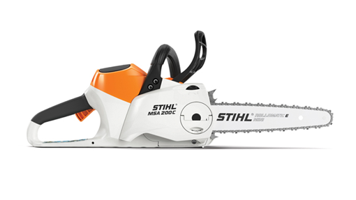 "Stihl MSA 200 C-BQ Battery Chainsaw 14"" Bar"