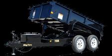 90SR-10 Dump Trailer