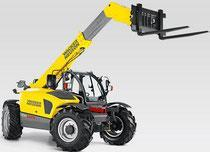Wacker TH627 Ground Engaging Telehandler