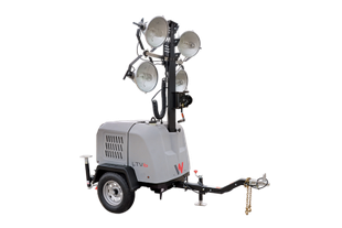 Light Tower 4000 W with 20kW Generator