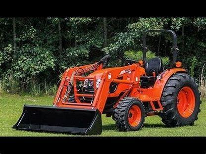 DK5010 Utility Tractor