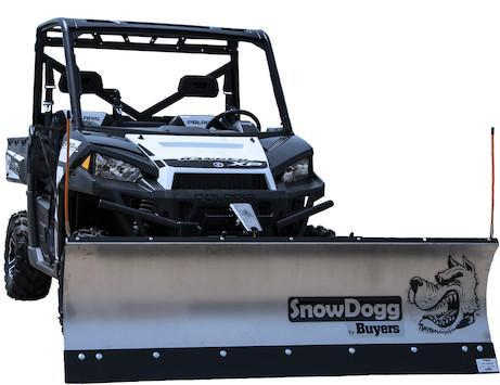 CALL FOR SPECIAL PRICING!! NEW 2018 SnowDogg 6' UTV (MUT60) Snow Plow