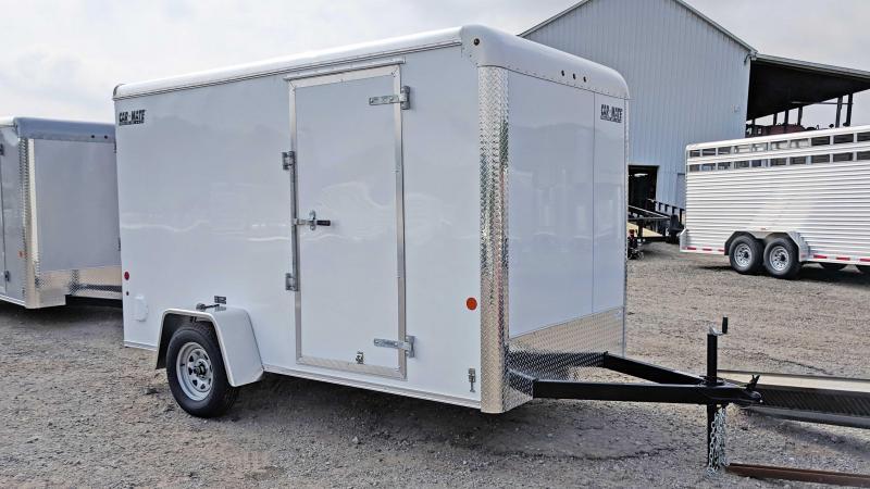 NEW 2019 Car Mate 6X12 Custom Cargo Trailer w/ Ramp Door