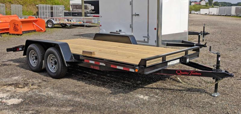 NEW 2019 Quality 16' PRO Car Hauler