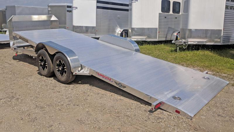 NEW 2019 Aluma 20' HD Tilt Utility Trailer (25th Anniversary)