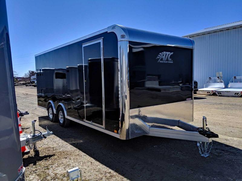 NEW 2019 8.5 x 20 Raven Car Hauler w/ Ramp Rear Door