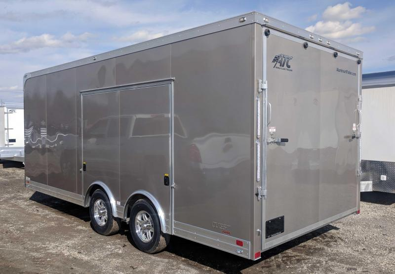 NEW 2018 ATC 8.5 x 20 Quest Car Hauler CH205 (9990# GVW)