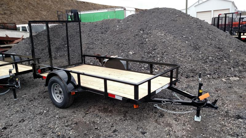 NEW 2018 Quality 5X10 ECONO Utility Trailer