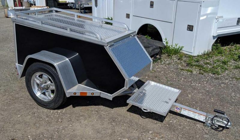 2020 Aluma MCTXLB Enclosed Cargo Trailer