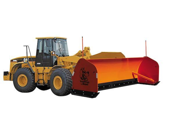 NEW ScoopDogg 12' Loader Pusher