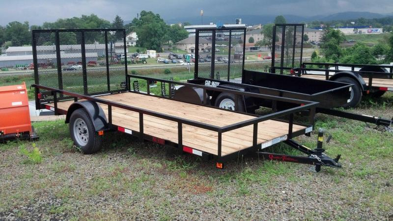 NEW 2020 Quality 14x77 Pro Utility Trailer w/Swing Up Jack