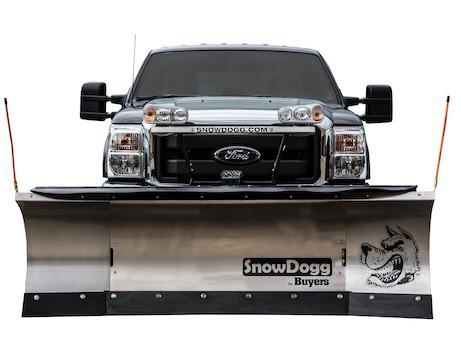 NEW 2018 SNOWDOGG XP810 EXPANDABLE WING PLOW