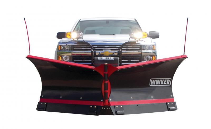 NEW 2018 Hiniker 8.5' Torsion Trip Poly-V Snow Plow