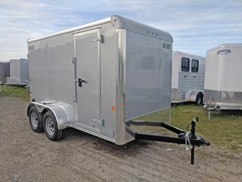 "NEW 2019 Car Mate 6X12 HD Custom Cargo Trailer w/ Ramp (Add'l 6"" Height)"