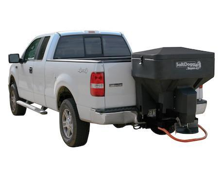 NEW SALTDOGG TGS03 Tailgate Spreader (8 cu. ft)