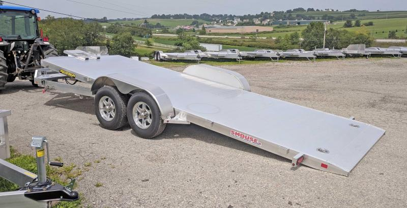 NEW 2019 Aluma 20' HD Power Tilt Trailer