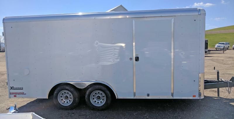 NEW 2018 Cargo Express 8.5 x 16 XLR Car Hauler w/ Ramp