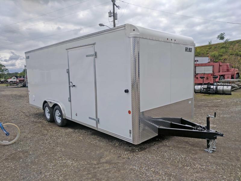 NEW 2017 Car Mate 8 X 20 HD Custom Car Hauler